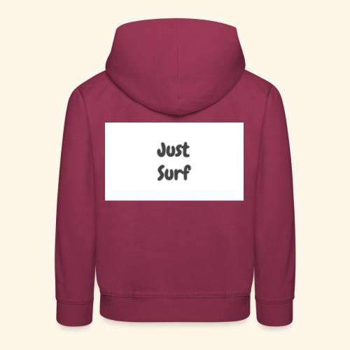 Surf originals - Pull à capuche Premium Enfant