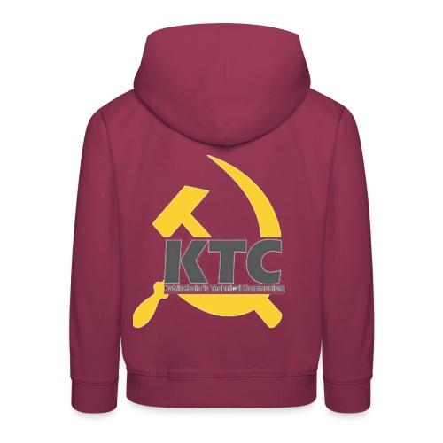 kto communism shirt - Premium-Luvtröja barn