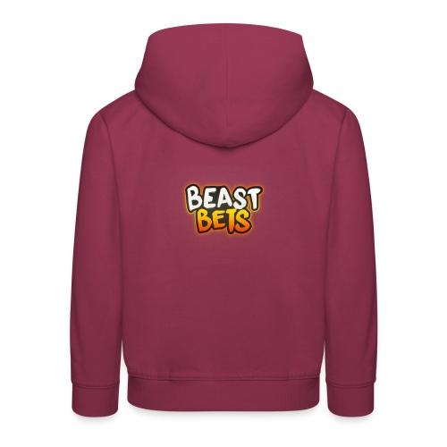 BeastBets - Premium hættetrøje til børn