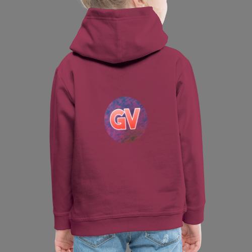 GV 2.0 - Kinderen trui Premium met capuchon