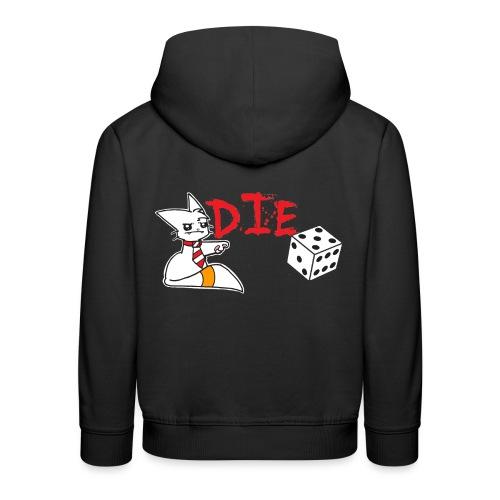 DIE - Kids' Premium Hoodie