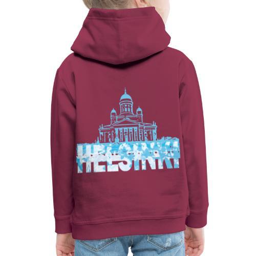 Helsinki Cathedral - Kids' Premium Hoodie