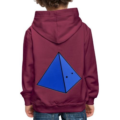 Piramid - Pull à capuche Premium Enfant
