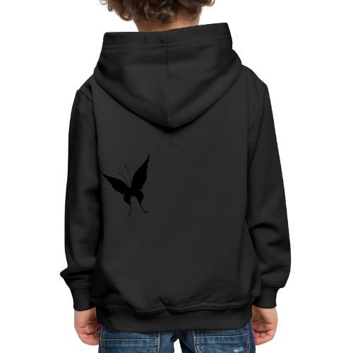 Schmetterling - Kinder Premium Hoodie