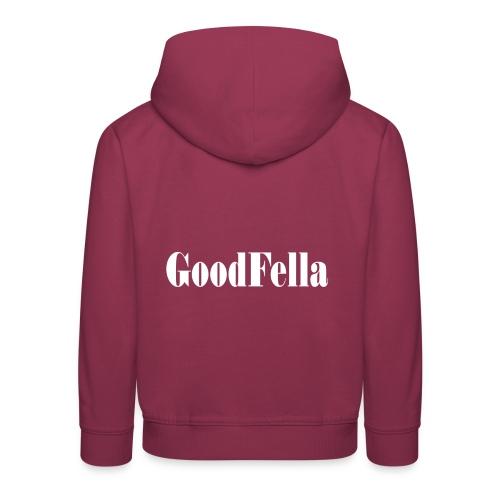 Goodfellas mafia movie film cinema Tshirt - Kids' Premium Hoodie