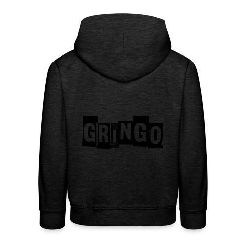 Cartel Gangster pablo gringo mexico tshirt - Kids' Premium Hoodie