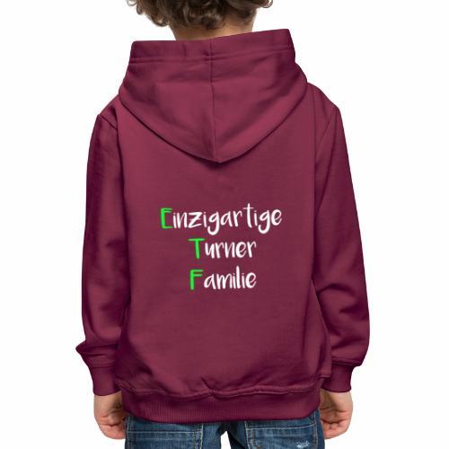 ETF - Kinder Premium Hoodie