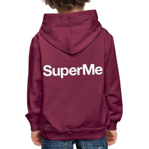 Super Moi - Pull à capuche Premium Enfant