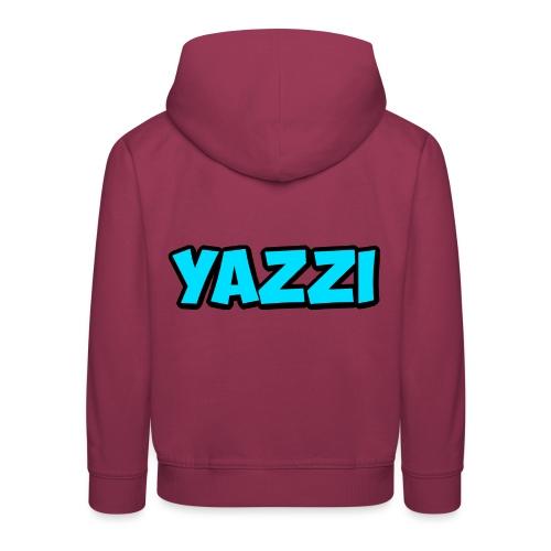 yazzi - Kids' Premium Hoodie