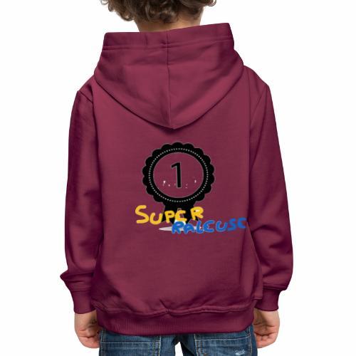 super râleuse - Pull à capuche Premium Enfant