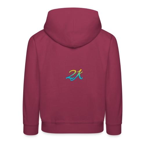 20170716 200906 1 - Kids' Premium Hoodie