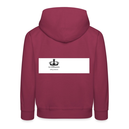 william - Kids' Premium Hoodie
