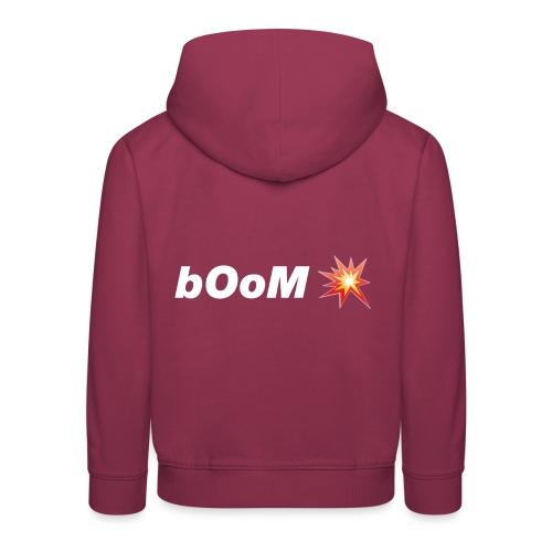 bOoM - Kids' Premium Hoodie