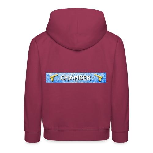 Chamber - Felpa con cappuccio Premium per bambini