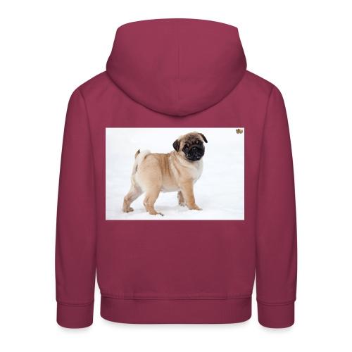walker family pug merch - Kids' Premium Hoodie