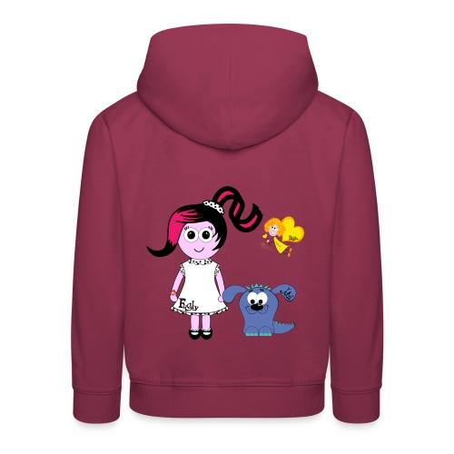 Fugly Jutzi Blogsa - Kinder Premium Hoodie