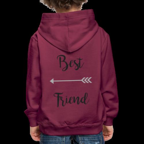 Best Friend - Kinder Premium Hoodie