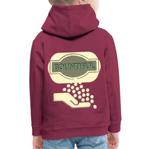 Bontifull - Kids' Premium Hoodie