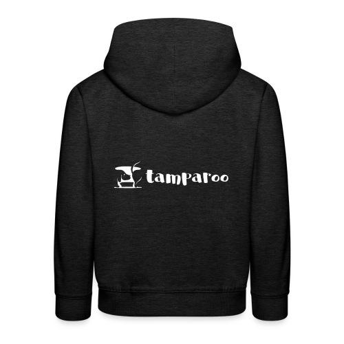 Tamparoo - Felpa con cappuccio Premium per bambini