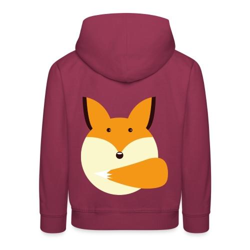 Fuchs Norbi - Kinder Premium Hoodie