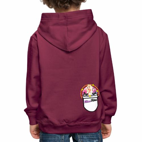 Nina Nice Pocket - Kinder Premium Hoodie