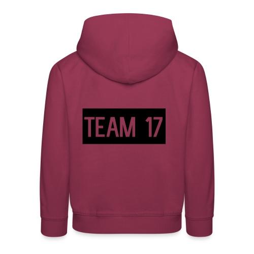 Team17 - Kids' Premium Hoodie