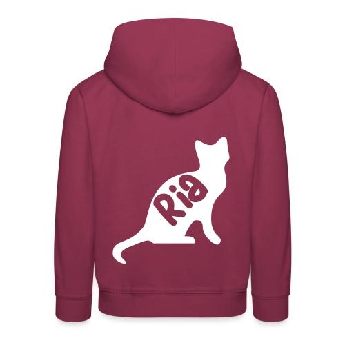 Team Ria Cat - Kids' Premium Hoodie
