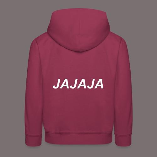 Ja - Kinder Premium Hoodie