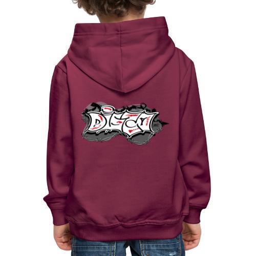disco - Pull à capuche Premium Enfant