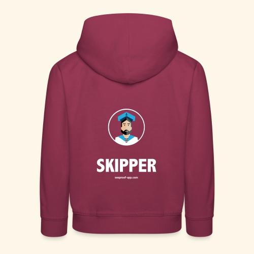 SeaProof Captain - Kinder Premium Hoodie