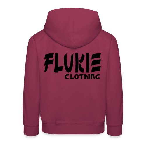 Flukie Clothing Japan Sharp Style - Kids' Premium Hoodie