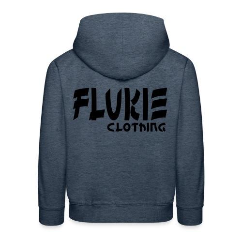 Flukie Clothing Japan Sharp Style - Kids' Premium Hoodie