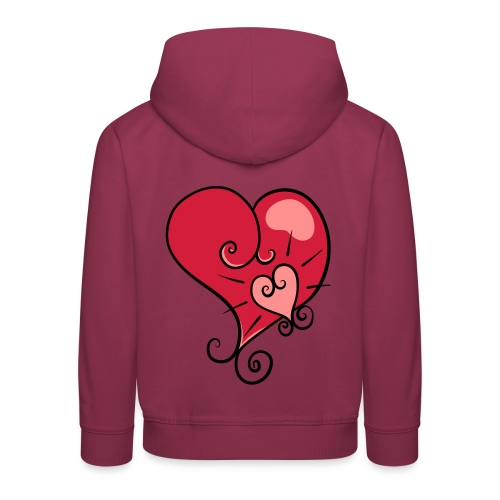 The world's most important. - Kids' Premium Hoodie