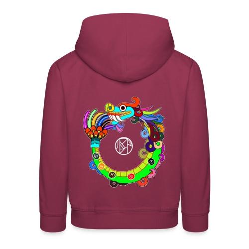 Quetzalcoatl - Kids' Premium Hoodie
