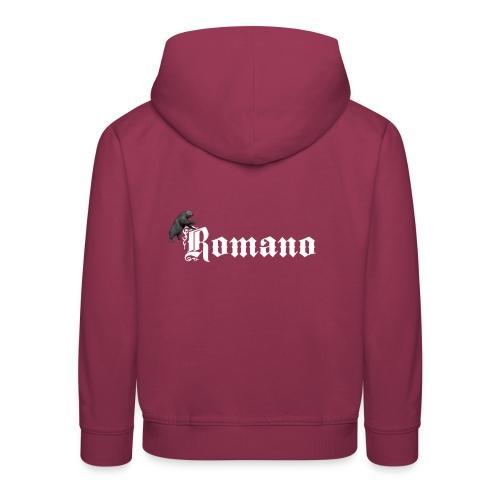 626878 2406603 romano23 orig - Premium-Luvtröja barn