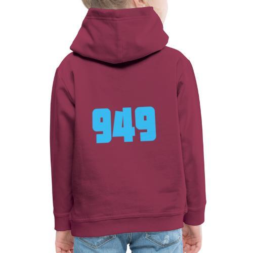 949blue - Kinder Premium Hoodie