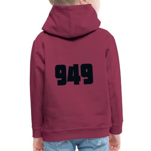 949black - Kinder Premium Hoodie