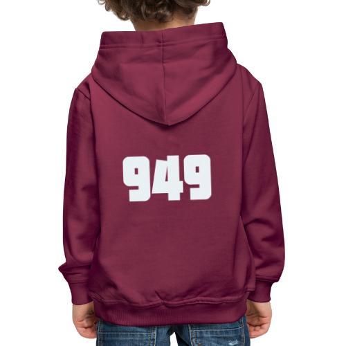 949withe - Kinder Premium Hoodie