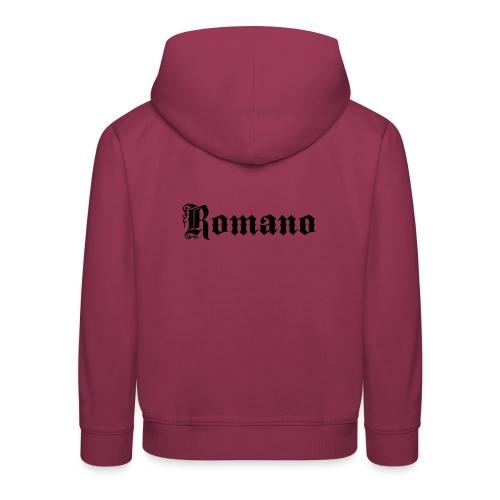626878 2406589 romano orig - Premium-Luvtröja barn