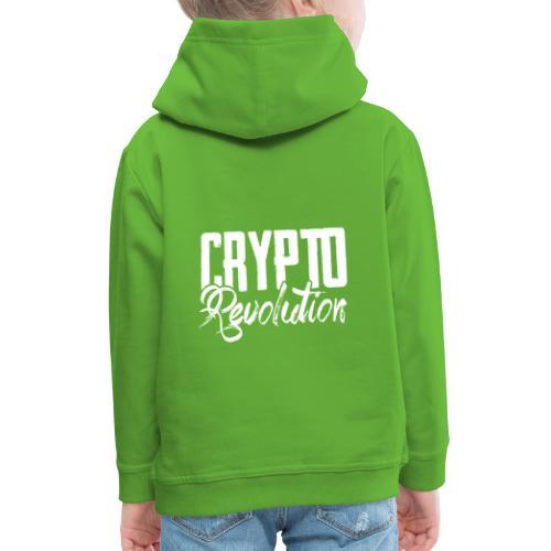 Crypto Revolution - Kids' Premium Hoodie