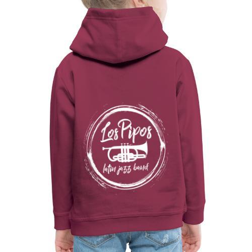 Los Pipos - Die Latin Jazz band - Kinder Premium Hoodie