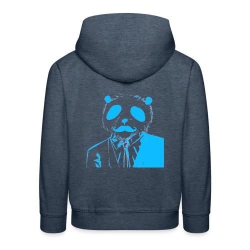 BluePanda Logo - Kids' Premium Hoodie