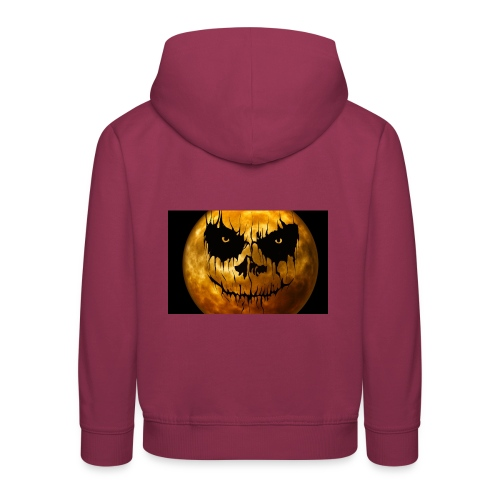 Halloween Mond Shadow Gamer Limited Edition - Kinder Premium Hoodie