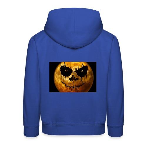 Halloween Mond Shadow Gamer Limited Edition - Kinder Premium Hoodie