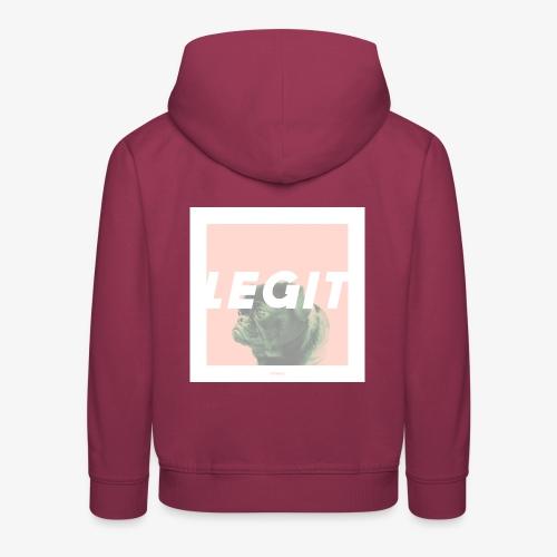 LEGIT #03 - Kinder Premium Hoodie