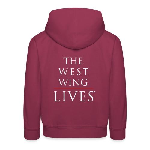 The West Wing Lives - Kids' Premium Hoodie