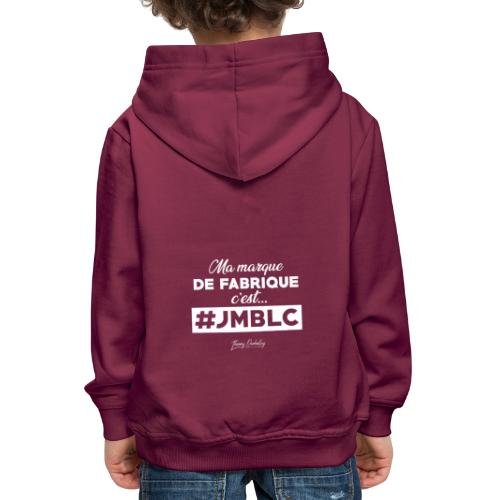 Ma marque de fabrique - Pull à capuche Premium Enfant