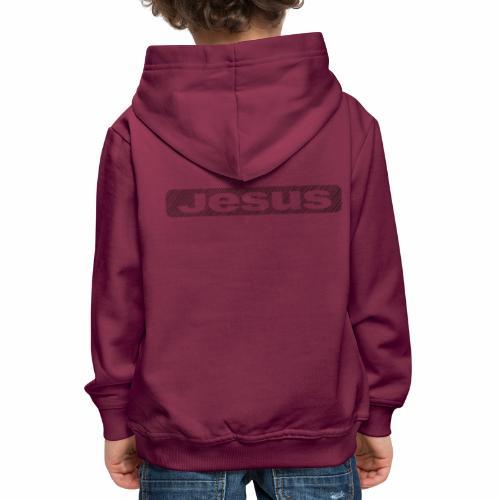 Jesus - Kinder Premium Hoodie