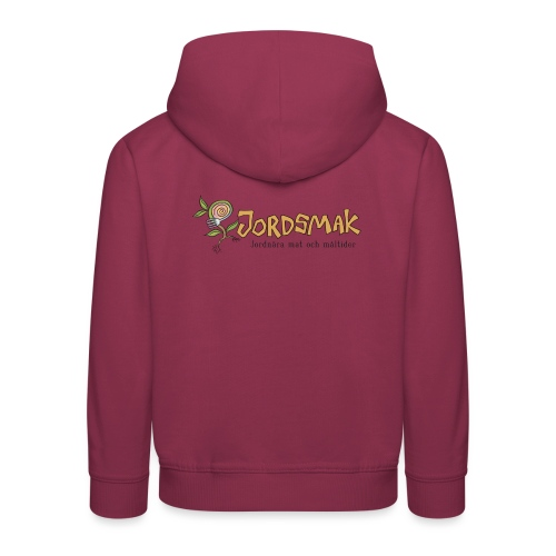 JORDSMAK - Premium-Luvtröja barn
