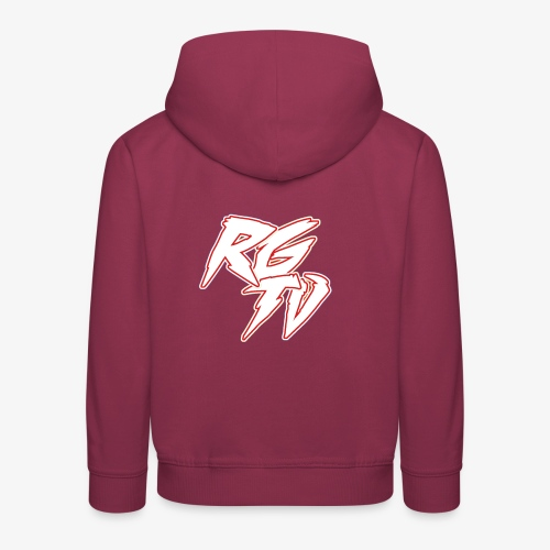 RGTV 1 - Kids' Premium Hoodie